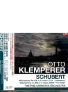 クレンペラー/シューベルト:交響曲「未完成」・「グレート」