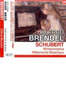 ブレンデル/シューベルト:即興曲集 / 楽興の時