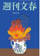 週刊文春 6月1日号