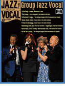 JAZZ VOCAL COLLECTION TEXT ONLY 15 グループ・ジャズ・ヴォーカル(小学館ウィークリーブック)
