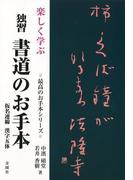 【アウトレットブック】楽しく学ぶ独習書道のお手本 (最高のお手本シリーズ)