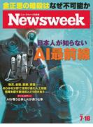 ニューズウィーク日本版 2017年 7/18号(ニューズウィーク)
