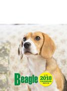 2018年大判カレンダー ビーグル