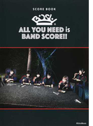 BiSH ALL YOU NEED is BAND SCORE!!