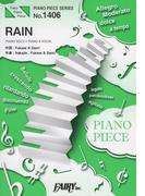 楽譜 ピアノピースPP1406 RAIN / SEKAI NO OWARI (ピアノソロ・ピアノ&ヴォーカル)