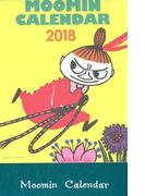 ム-ミン卓上カレンダ-リトルミィ (卓上版 学研カレンダー2018)