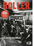 ROLLER magazine VINTAGE MOTORCYCLE AND STUFF #24(2017.AUTUMN) THE IRON REDSKIN
