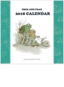 がまくんとかえるくん (2018年版カレンダー)
