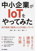 中小企業がIoTをやってみた 試行錯誤で獲得したIoTの導入ノウハウ