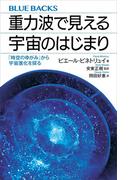 重力波で見える宇宙のはじまり 「時空のゆがみ」から宇宙進化を探る(ブルー・バックス)