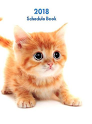 2018 Schedule Book CAT(2018 スケジュールブック キャット)
