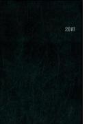 ビジネス手帳 2018(ブラック・見開き1週間バーチカル式)