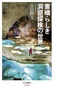 素晴らしき洞窟探検の世界 (ちくま新書)(ちくま新書)