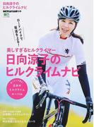 美しすぎるヒルクライマー日向涼子のヒルクライムナビ ロードバイクで坂道を上る!
