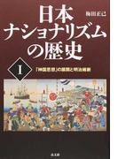 日本ナショナリズムの歴史 1 「神国思想」の展開と明治維新