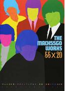 THE MACH55GO WORKS 55×20 マッハ55号がデザインするアニメ・音楽・書籍の世界20年