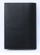 カラフルブックカバー 文庫サイズ ブラック (丸善オリジナル)