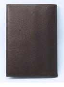 カラフルブックカバー 文庫サイズ ブラウン (丸善オリジナル)