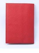 カラフルブックカバー 文庫サイズ レッド (丸善オリジナル)