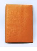 カラフルブックカバー 文庫サイズ オレンジ (丸善オリジナル)