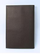カラフルブックカバー 新書サイズ ブラウン (丸善オリジナル)