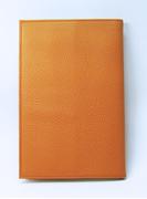 カラフルブックカバー 新書サイズ オレンジ (丸善オリジナル)