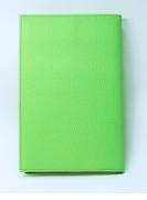 カラフルブックカバー 新書サイズ ライトグリーン (丸善オリジナル)
