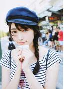 欅坂46 渡辺梨加1st写真集 『饒舌な眼差し』