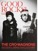 GOOD ROCKS! GOOD CULTURE MAGAZINE Vol.88 ザ・クロマニヨンズ 井浦新×瑛太