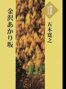 金沢あかり坂 (大活字本シリーズ)