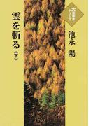雲を斬る 下 (大活字本シリーズ)