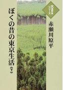 ぼくの昔の東京生活 下 (大活字本シリーズ)