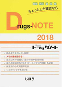 Drugs‐NOTE 2018
