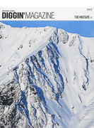 DIGGIN' MAGAZINE SNOWBOARD JOURNAL ISSUE10 THE MIXTAPE #1
