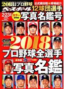 2018プロ野球全選手カラー写真名鑑号 増刊週刊ベースボール 2018年 2/23号 [雑誌]