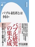バブル経済とは何か (平凡社新書)