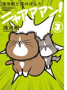 鴻池剛と猫のぽんたニャアアアン! 3