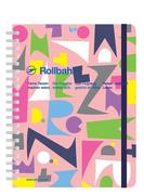 丸善×デルフォニックス ロルバーン ポケット付メモL MARUZENタイポグラフィー (丸善150周年記念商品)