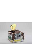 丸善×かまわぬ 豆ぐい 丸善と檸檬と本 (丸善150周年記念商品)