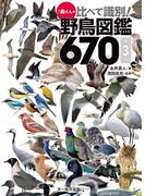 鳥くんの比べて識別!野鳥図鑑670 第3版