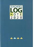 TEACHER'S LOG NOTE 2020 ノート付