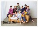 Snow Man CALENDAR 2020.4-2021.3