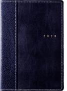 高橋書店 シャルム(R) 1 手帳 2020年 B6判 ウィークリー 皮革調 ブルーブラック No.631 (2020年度版4月始まり)