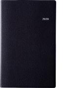 高橋書店 T'BeAu(ティーズビュー) インデックス 1 手帳 2020年 手帳判 ウィークリー 皮革調 ブラック No.651 (2020年度版4月始まり)
