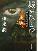 城をひとつ 戦国北条奇略伝 (新潮文庫)