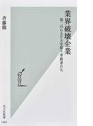 業界破壊企業 第二のGAFAを狙う革新者たち (光文社新書)