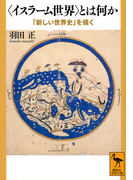 〈イスラーム世界〉とは何か 「新しい世界史」を描く (講談社学術文庫)