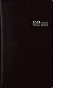 2021年 4月始まり No.771 リベルプラス 1 [ミッドナイト・ブラック] 高橋書店 手帳判 皮革調