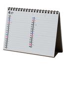 4月始まり NOLTYカレンダー卓上30   (2021年版 NOLTY)