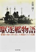駆逐艦物語 修羅の海に身を投じた精鋭たちの気概 (光人社NF文庫)